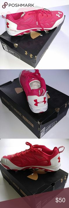 NEW Under Armour Baseball Cleats SZ15. Sale NEW in box Under Armour Shoes Athletic Shoes