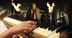 'Constantine' Music Featurette with Composer Bear McCreary -- Watch new 'Constantine' scenes along with footage of composer Bear McCreary overseeing his orchestra for the upcoming NBC series. -- http://www.tvweb.com/news/constantine-music-featurette-with-composer-bear-mccreary