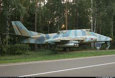 What a strange machine, taken after we missed the bus to the train station and were walking out the base. - Photo taken at Ramenskoye (Zhukovsky) (UUBW) in Russia in August, Russian Military Aircraft, Russian Plane, Russian Air Force, Military Jets, Ww2 Aircraft, Aircraft Design, Aircraft Pictures, Jet Plane, Fighter Jets