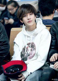 B-Joo (Kim Byung Joo) from Topp Dogg (T. O. Double P. D. O. Double G.)