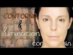 Tutorial Contorno e iluminación | Silvia Quiros - YouTube