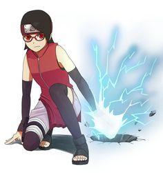 Sarada Uchiha    Boruto: Naruto Next Generations