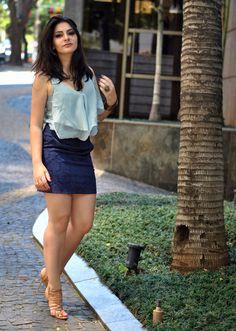 Bárbara Urias - Look do dia -  www.nopreach.com