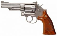 Smith & Wesson Model 66  The first revolver I ever purchased... 30+ years later, it's still smooth as silk and accurate beyond belief.
