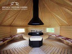 #Kota-#grill 25,0 m² - #chalet hietala-aventure-loisirs