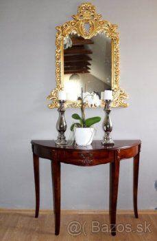 Výsledok vyhľadávania obrázkov pre dopyt okrúhly stôl vintage,bazar