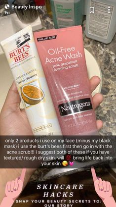 Skin care routine, Skin care solutions, Makeup skin care, Face skin care, Natural skin care, Face skin - Simple Skin Care Tips And Advice For You -  #Skincare #routine #SaltFaceScrub Bath Body Works, Natural Acne Treatment, Natural Skin Care, Natural Beauty, Skin Treatments, Face Skin Care, Diy Skin Care, Skin Tips, Skin Care Tips