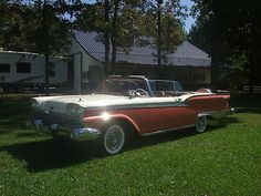 1959 Ford Retractable Roof