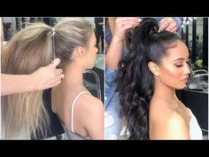 How To SLAY PONY TAIL - YouTube