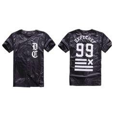 7d6f5d20652 new 2014 t shirt men t shirt hip hop faux leather baseball jersey tshirt  brand streetwear dxpe chef cardigan Size  M