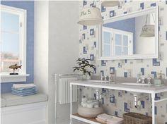 Badezimmer Tapeten Günstig Bestellen. Gestalten Sie Mit Badezimmer Tapeten  Wellness Oasen Im Eigenen Bad Zuhause. Bad Tapeten Im Tapeten Shop Online  Kaufen