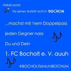#BOCHOLTistnichtBOCHUM