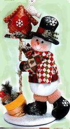 Muñeco de nieve correo