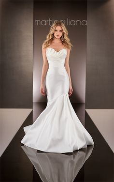 Bridal Gowns | Mermaid Wedding Dresses | Martina Liana
