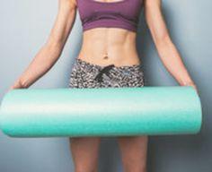 5 Foam Roller Exercises For Better Sleep Tonight