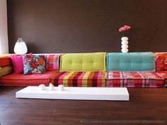 Sofa love on pinterest futons jean paul gaultier and for Canape roche bobois kenzo
