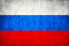 Russia Grungy Flag by think0