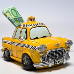 TAXI New York by Kare Tirelire (20328245)