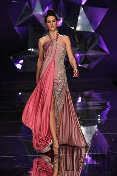 Abed Mahfouz Haute Couture Spring/Summer 2009 Collection @Maysociety