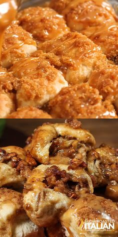 Crazy Caramel Apple Pie Bombs Crazy Caramel Apple Pie Bombs are the pull apart bread of your dreams. This fabulous recipe is packed with caramel and apples and baked to perfection. Pull one open and a river of sweet caramel runs over the apple pie bombs. Apple Pie Recipes, Pumpkin Recipes, Fall Recipes, Sweet Recipes, Cookie Recipes, Lunch Recipes, Breakfast Recipes, Keto Recipes, Dinner Recipes