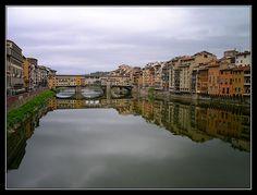 Florence - L'Arno