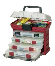 New Storage Front Rack System 3500 Size Tackle Box - Free Shipping