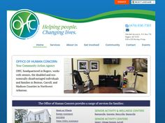A nonprofit's website makeover gives them a whole new look and updated functionality that they can keep up with in-house.