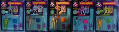 Ghostbusters real toys