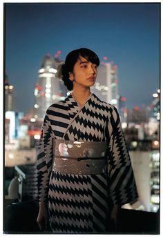 ミントデザインズがブランド初の浴衣を発売 - ドール&ジグザグ柄 - 写真2 | ファッションニュース - ファッションプレス