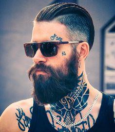 "280 mentions J'aime, 1 commentaires - ♛ MY BEARD IS NOT A TREND.♛ (@world_beard) sur Instagram : ""@rickyramikov♛ ...................................... #mybeardisnotatrend15…"""