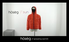 hösėg // sun  Jacket exclusively designed for the kids in the Andes. Not for sale.