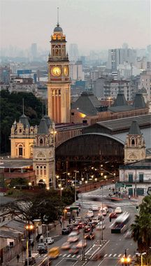 Estação da Luz - São Paulo - SP-Tuca Vieira/Folhapress