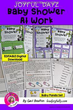 219b8ae6b7b JOYFUL DAYZ (Staff Morale Boosters) Bridal Shower At Work ...