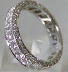 Diamond bands - http://www.markbroumand.com/mens-diamond-wedding-bands/