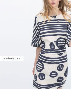 #zaradaily #wednesday #woman #dresses
