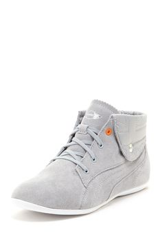 PUMA High Top Sneaker...these are my favorite pair of tennis shoes.