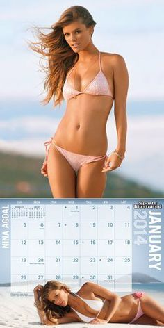 SI Swimsuit 2014 Mini Wall Calendar  Sports Illustrated Swimsuit features  amazing models in exotic locales—now conveniently sized to fit wherever you  need c732b6254