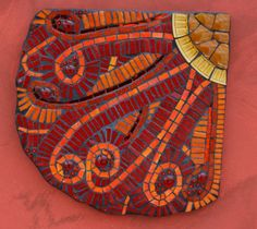 Plume | by Angela Ibbs Mosaics at BreezyB5