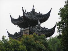 Zhou Zhuang - Quanfu Pagoda China