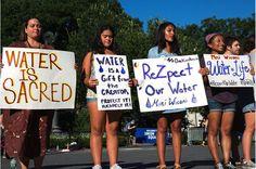 Credit: NPR Media Silent As Native Americans Successfully Halt Construction On Oil Pipeline  Read More: http://www.trueactivist.com/media-silent-as-native-americans-successfully-halt-construction-on-oil-pipeline/