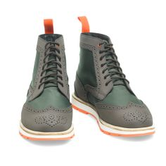 Charles High Top Brown | Swims  MEN  Shoes