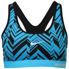 Nike Pro Padded Bra - Women's at Lady Foot Locker