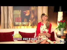 Taylor Swift New Song 'State of Grace' Preview Off New Album 'Red' - YouTube