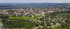 Langres in the Champagne-Ardenne region of France has intact ancient ramparts including a dozen towers and seven gates.