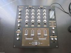 Technics SH-MZ1200-K SH MZ 1200 BLACK color 4-Channel Digital DJ Mixer in Image, son, Equipements scène, DJ, Tables de mix | eBay