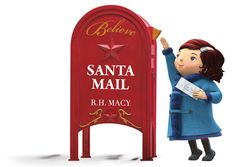 :: How to Send a Letter to Santa & How Santa Writes Back! :: :: Free Christmas Letters from Santa :: Official Letter from Santa :: oh! rubbish! blog