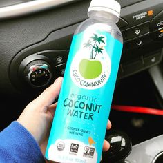 "1 Likes, 1 Comments - 😊LIVE❤LOVE💪LIFT (@macfit701) on Instagram: ""This is my favorite coconut water 👌🏼 #coconutwater #organic"""