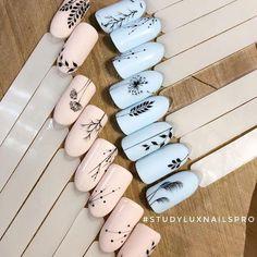Маникюр, ногти, идеи дизайна gelnails -  #Gelnails #SparkleFun