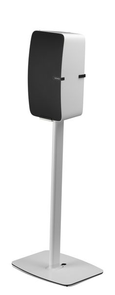 Mount your music today with our premium bespoke floor stand for the SONOS PLAY: 5 speaker. With a stylish and functional design, it looks great in any home. Sonos Play 5, Sonos Speakers, Wall Mount, Bespoke, Flooring, Stylish, Music, Outdoor Decor, Accessories