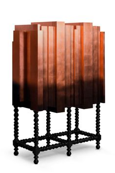 In this article, we will explore the work of one exclusive and contemporary furniture brand, Boca do Lobo and how joinery affects their furniture design process Contemporary Cabinets, Modern Cabinets, Contemporary Furniture, Luxury Furniture, Furniture Design, Bar Cabinets, Art Furniture, Funny Furniture, Furniture Storage